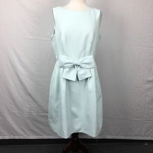 Ted Baker Pastel Sea Green Nuhad Bow Dress